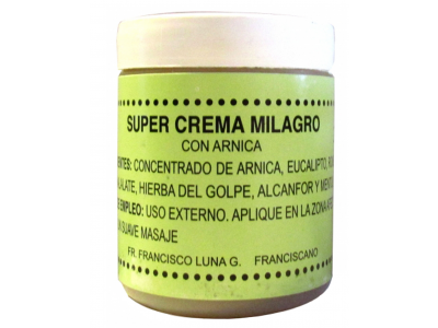 Super Miracle Cream with Arnica